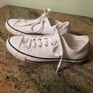 CONVERSE All Stars Perforated Canvas